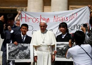 Pope Visits Hiroshima And Hagasaki 004 1024x731